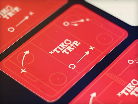 Tiko Trip Stationery Design