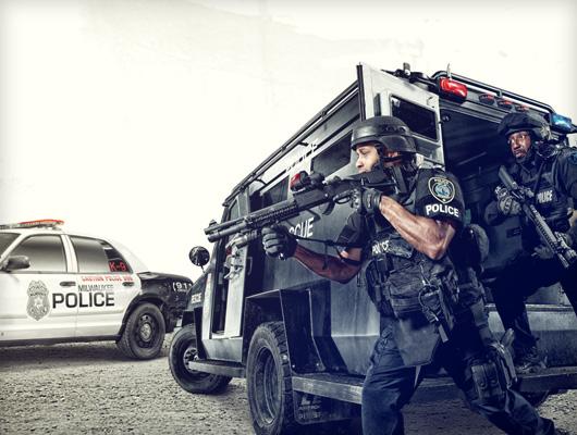 Web mondays – Milwaukee Police Departement