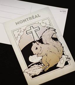 Montreal / Postcards