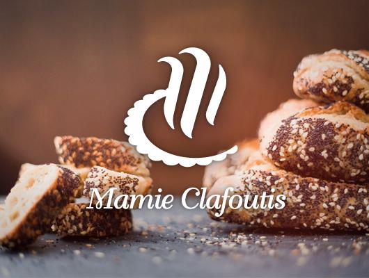 Design Logo & Web / Mamie Clafoutis