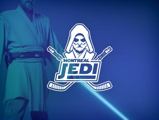 Design Logo / Montreal Jedi