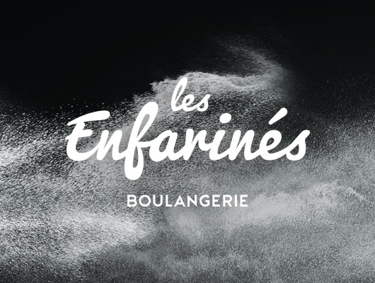 Design Logo / Les Enfarinés
