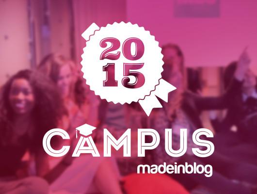 Campus MIB 2015 / Vidéo et design graphique