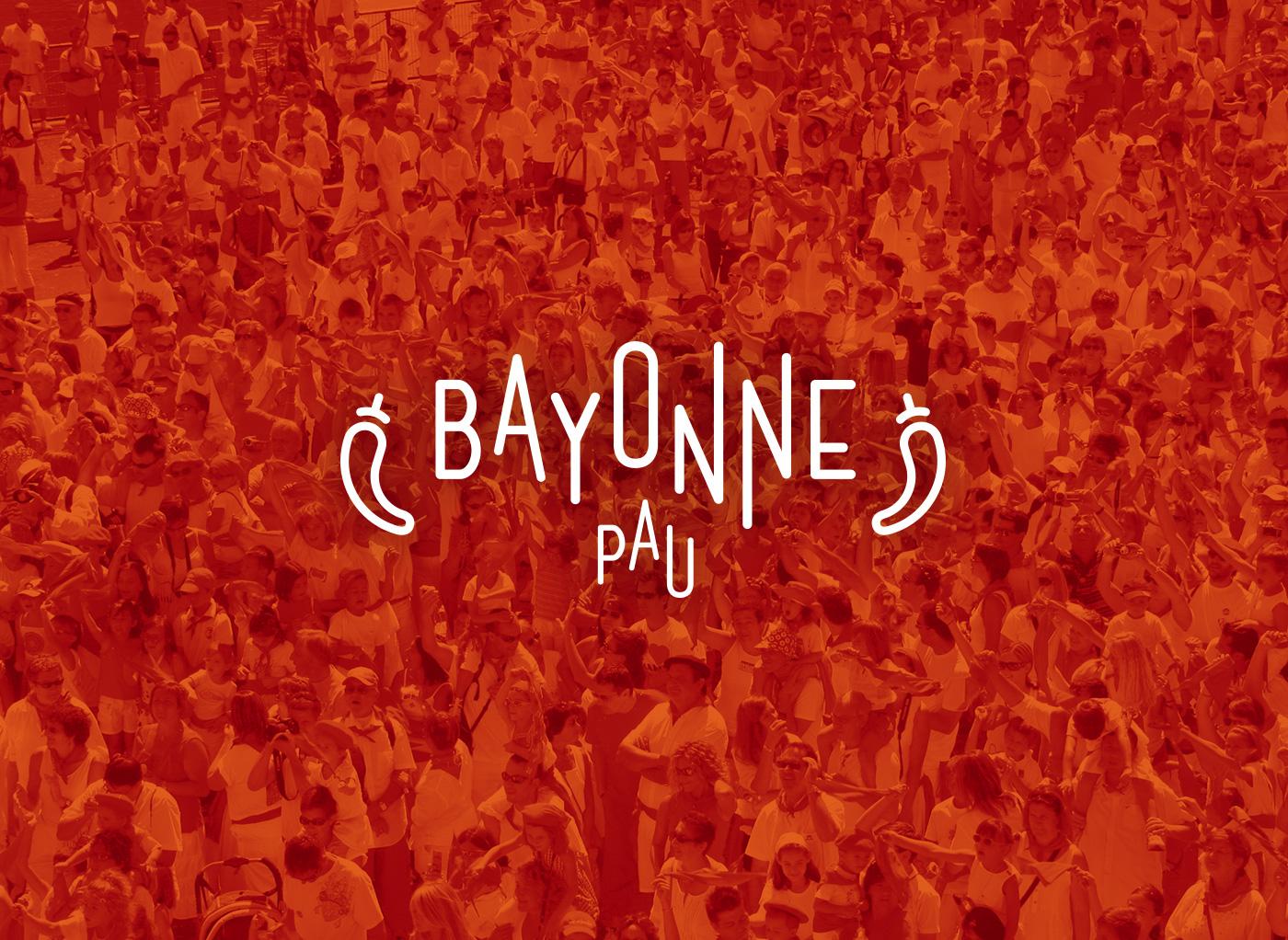 Type design for Bayonne Pau