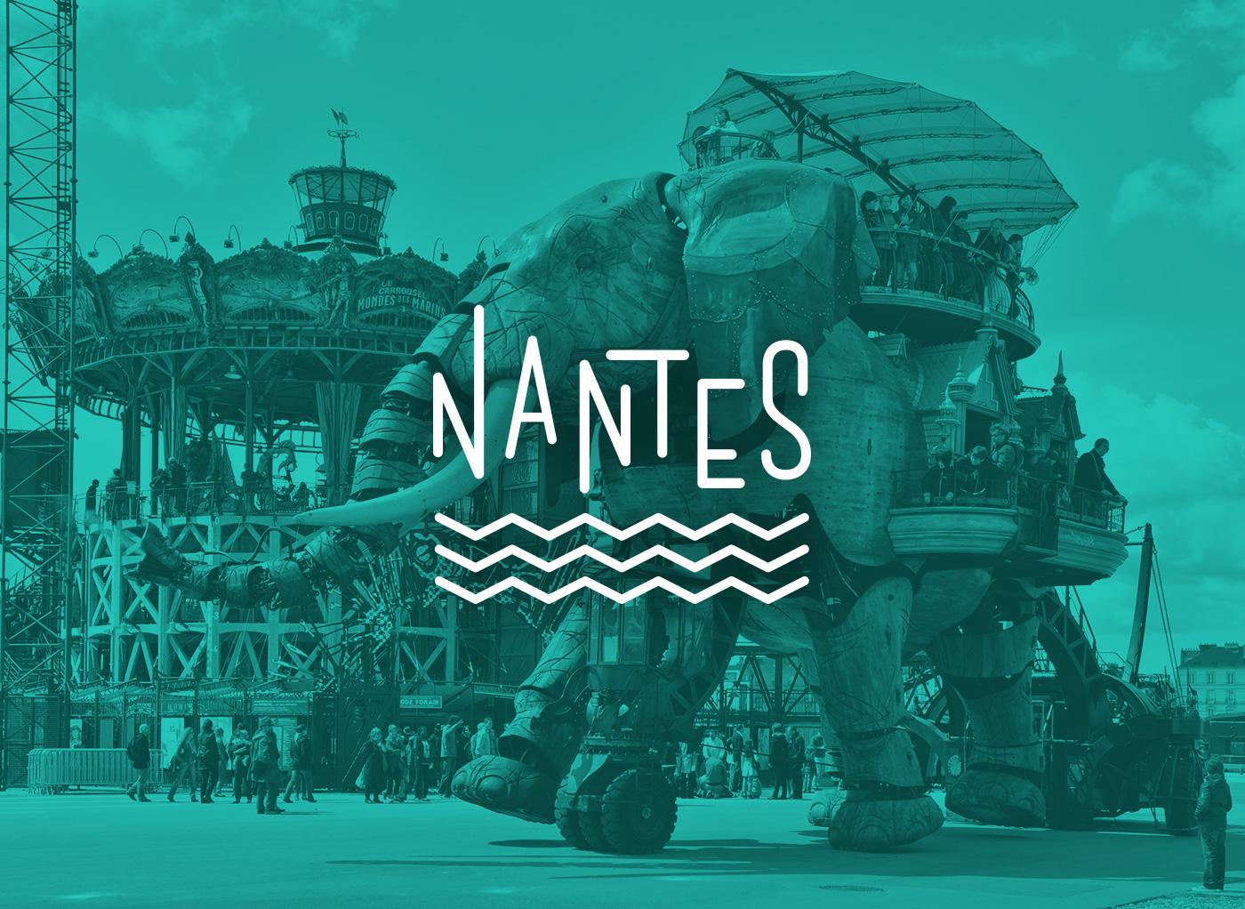 Type design for Nantes