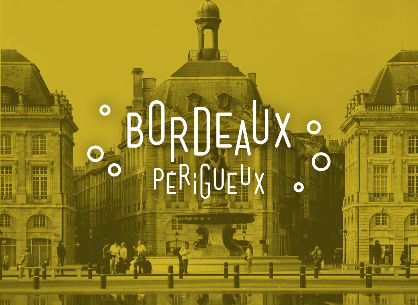 Type design for Bordeaux Perigueux