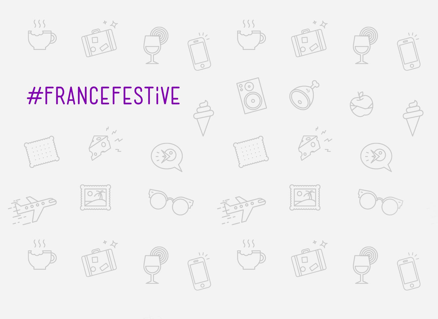 Fond d'écran pour France Festive