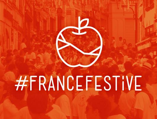 Branding et Motion design / France Festive