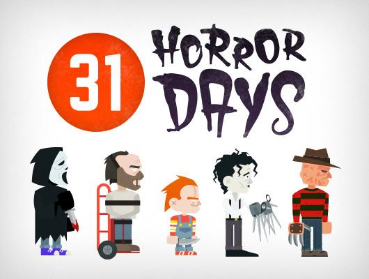 31 Horror Days