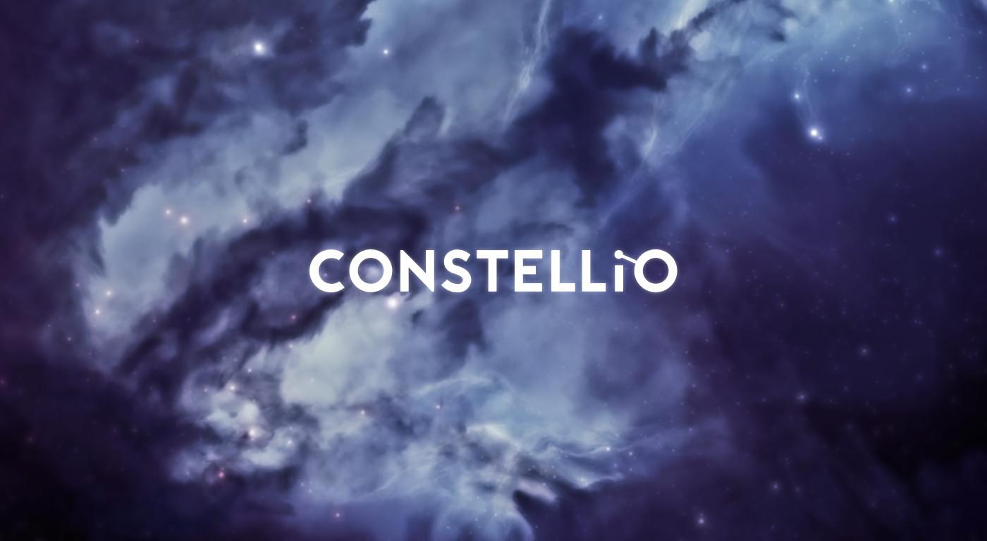 Design de logo - Constellio