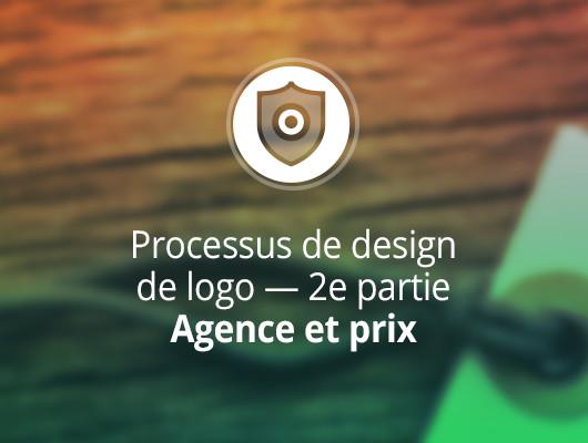 L'agence et le prix. Processus de design de logo — 2e partie
