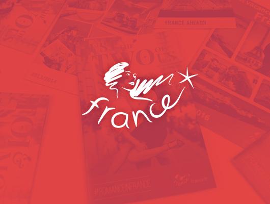 Magazines Design / Atout France