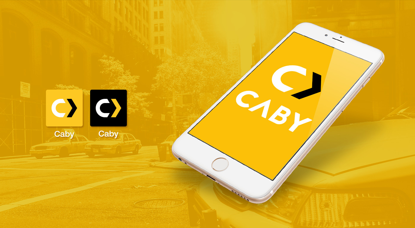 Design of application icons for Caby