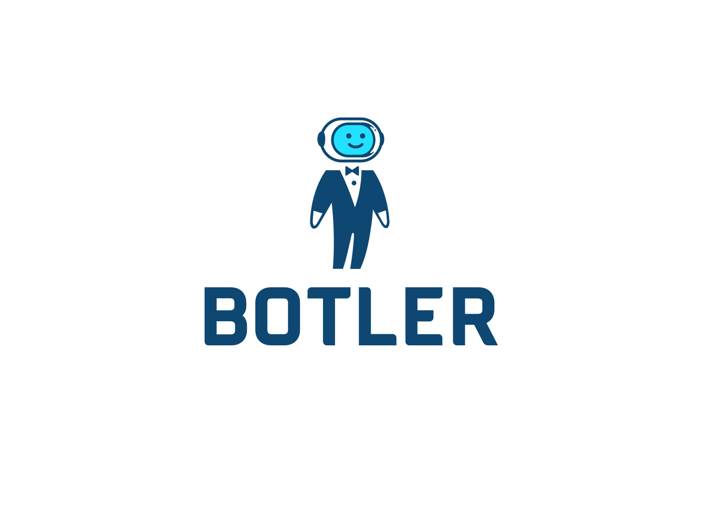 Botler Design de logo