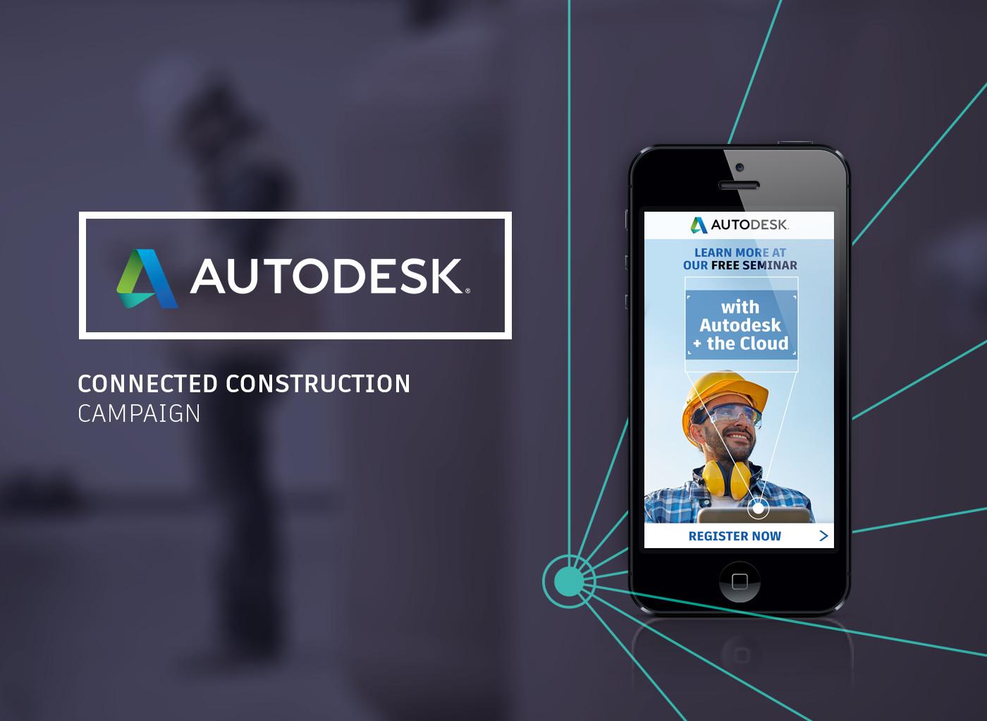 HTML5 banner for AutoDesk