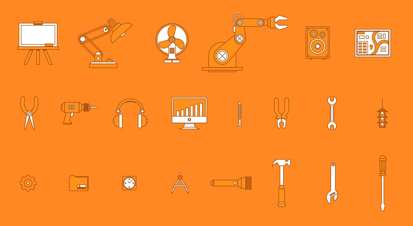 Icons Design Fusion Team