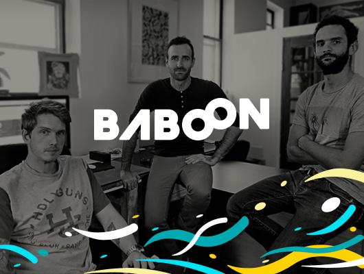 L'équipe des macaques du studio Baboon Création s'agrandit