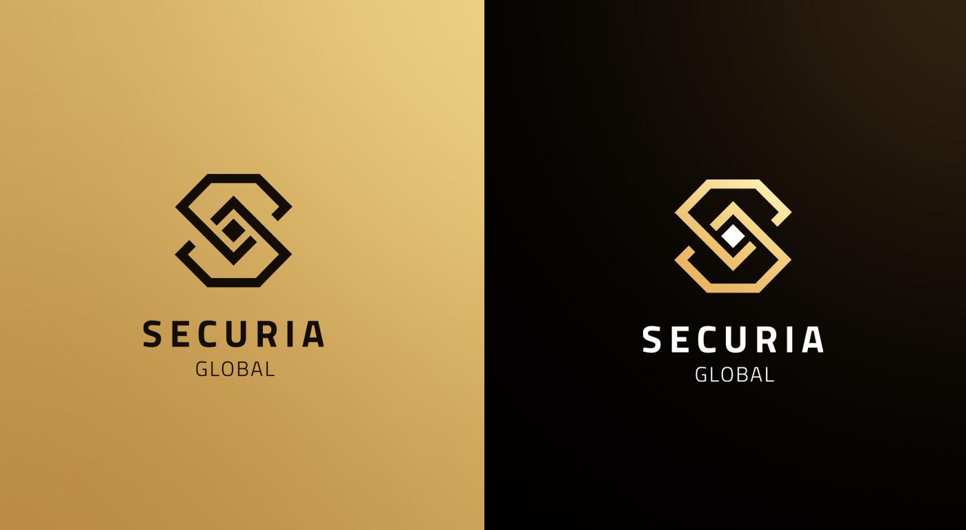 Logo Variants Securia Global