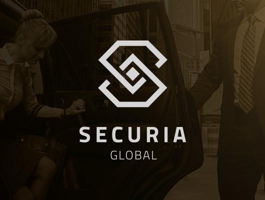 Logo Design Securia Global
