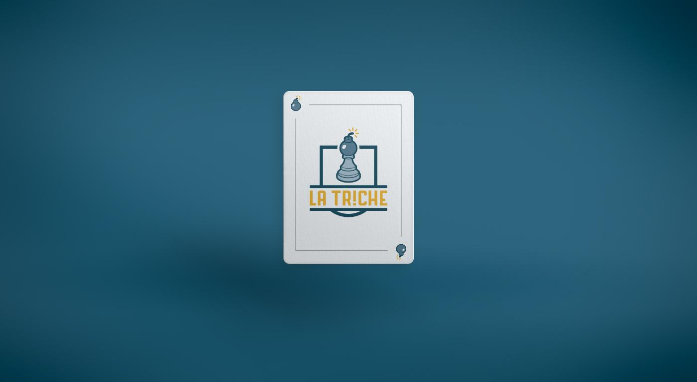 Card Set Design La Triche