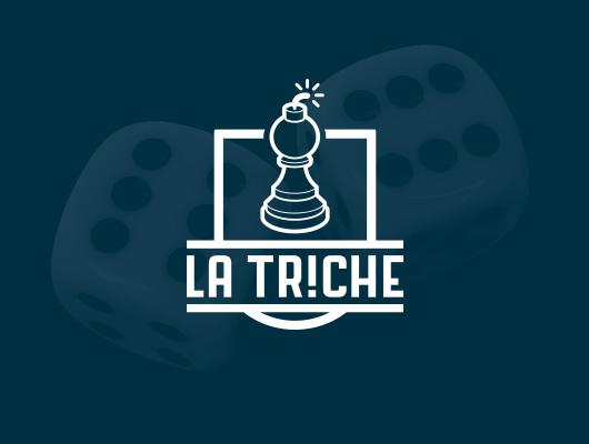 Logo Design / La Triche