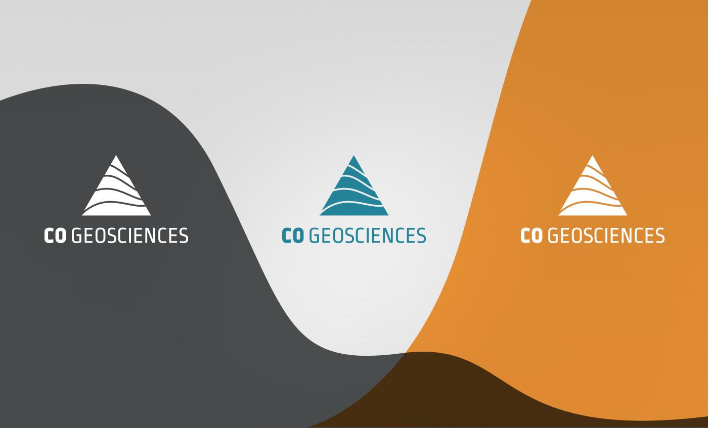 Colour palette CO Geosciences